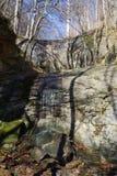 Cascade de Pshekh Image libre de droits