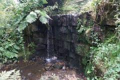 Cascade de Rockwall photos stock