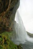 Cascade de Seljalandfoss Images libres de droits