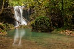 Cascade de Vaioaga Photos libres de droits