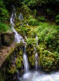 Cascade de Varona lisse images stock