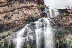 Cascade de Witpoortjie photo libre de droits