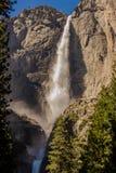 Cascade de Yosemite Image libre de droits