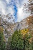 Cascade de Yosemite Photo stock