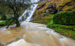 Cascade des Tufs, Frankrijk II Stock Foto