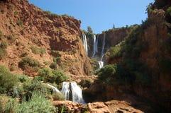 Cascade d'Ouzoud, Waterfall, Morocco Stock Image