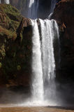 Cascade d'Ouzoud, Waterfall, Morocco Royalty Free Stock Images