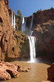 Cascade d'Ouzoud, Waterfall, Morocco Stock Photo