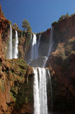 Cascade d'Ouzoud, Waterfall, Morocco Stock Images