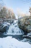 Cascade du Connecticut Photo libre de droits