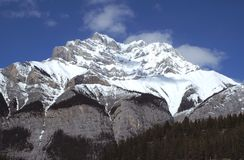 Cascade en mars Image stock