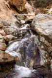 Cascade en Ourika-vallée Photographie stock libre de droits