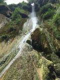Cascade Falls. Beautiful waterfall in Port Villa, Vanuatu Stock Photo