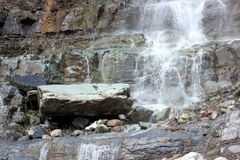 Cascade Falls Ouray, CO Stock Images