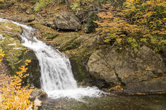 Cascade flowing Royalty Free Stock Photo