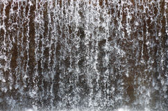 Cascade Fountains Stock Photo