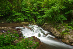 Cascade, The Great Smoky Mountains national park Stock Image