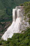 CASCADE OF HIERVE EL AGUA Royalty Free Stock Image