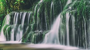 Cascade, Irlande du Nord images stock
