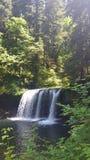 Cascade merveilleuse Images libres de droits