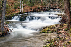 Cades Cove Cascade Royalty Free Stock Image