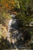 Cascade in mountain Stock Images