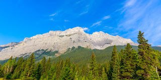 Cascade Mountain Royalty Free Stock Images