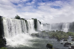 The cascade ofi Waterfall Stock Photo
