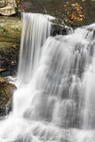 Cascade and Plunge Royalty Free Stock Photography