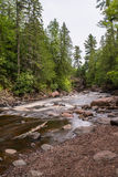 Cascade River 3. This is part of Cascade River State Park in Minnesota Royalty Free Stock Images