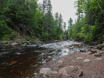 Cascade River 2. This is part of Cascade River State Park in Minnesota Royalty Free Stock Photography