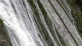 Cascade. Slow motion Royalty Free Stock Photography