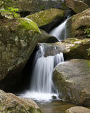 Cascade in South Mountains Stock Images