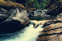 Cascade Royalty Free Stock Photography