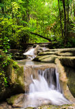 Cascade waterfall Royalty Free Stock Images