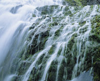 Cascade waterfall Stock Photography