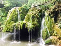 Cascade Waterfall stock photography