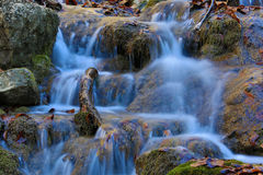Cascade of waterfall Royalty Free Stock Image
