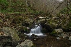 Cascades Photos libres de droits