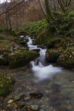 Cascades Photo libre de droits