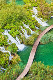 Cascades Aerial View Stock Photos