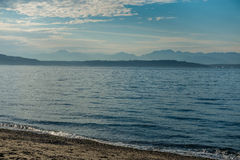 Cascades From Alki 2 Royalty Free Stock Images