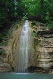 Cascades Caucase Photographie stock libre de droits