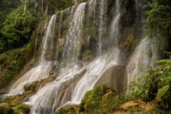 Cascades, Cuba Images stock