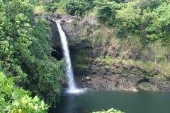 Cascades d'île Photos libres de droits