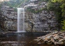 Cascades d'Awosting Photos libres de droits