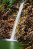 Cascades d'EL Salto près de Las Minas au Panama Images libres de droits