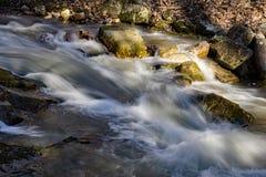 Cascades de cascade, la Virginie, Etats-Unis photographie stock