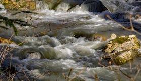 Cascades de cascade, la Virginie, Etats-Unis photo stock