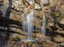 Cascades de cascade, la Virginie, Etats-Unis image libre de droits